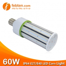 60W LED Corn Lamp 360degree in E27 E39 E40