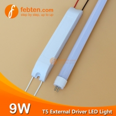 564mm 2feet 9W LED T5 G5 Tube Light with External Driver