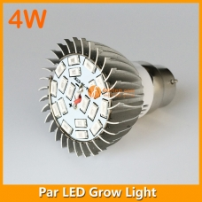 SMD5730 4W LED Grow Bulb 18LEDs