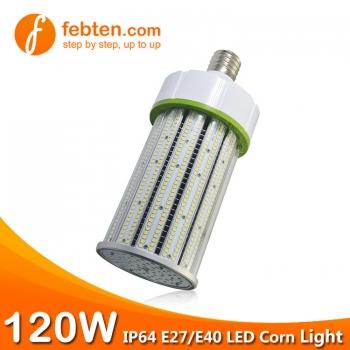 120W LED Corn Lamp 360degree in E27 E39 E40