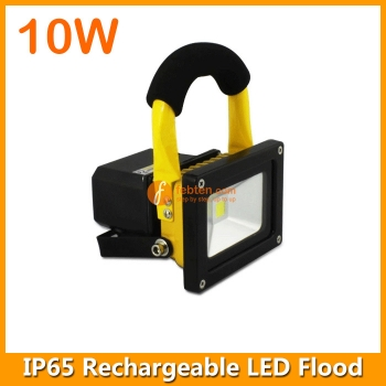 10W Rechargeable LED Flood Lamp IP65