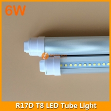 6W 332mm R17D LED T8 Lighting