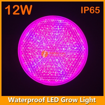 12W LED Grow Light PAR38 IP65 Waterproof