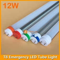 Rechargeable 12W 60cm LED T8 Tube Emergency Lighting