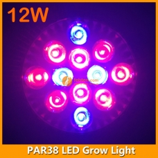 12W LED Grow Light PAR38