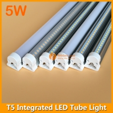 5W LED Integrated T5 Tube Light 1ft