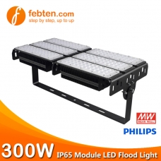 300W LED Module Flood Light with MeanWell Driver