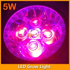 5W LED Grow Light E27