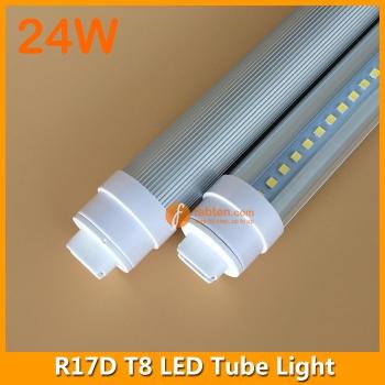 24W 1212mm R17D LED T8 Lighting