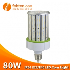 80W LED Corn Lamp 360degree in E27 E39 E40
