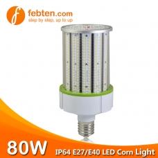 80W LED Corn Lamp 360degree in E27 E39 E40