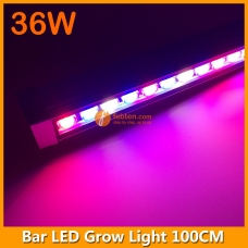 36W Waterproof LED Grow Light Bar 1000MM