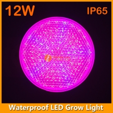 12W LED Grow Light PAR38 IP65 Waterproof