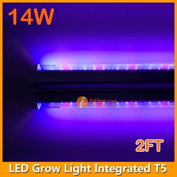14W LED Grow Light Integrated T5 60CM