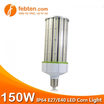 150W LED Corn Lamp 360degree in E27 E39 E40