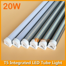 20W LED Integrated T5 Tube Light 4ft