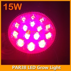 15W LED Grow Light PAR38