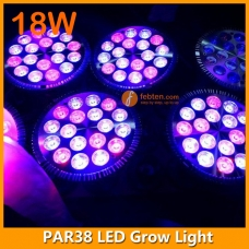 18W LED Grow Light PAR38