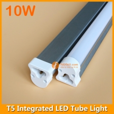 10W LED Integrated T5 Tube Light 2ft
