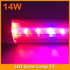 14W LED Grow Lighting T8 120CM