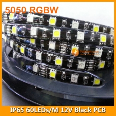 5050 RGBW IP65 LED Strip Lamp 12V 60LEDs/M
