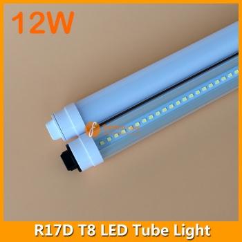 12W 602mm R17D LED T8 Lighting