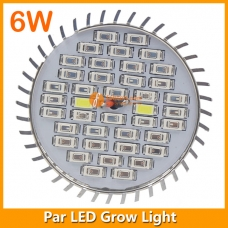 SMD5730 6W LED Grow Bulb 40LEDs