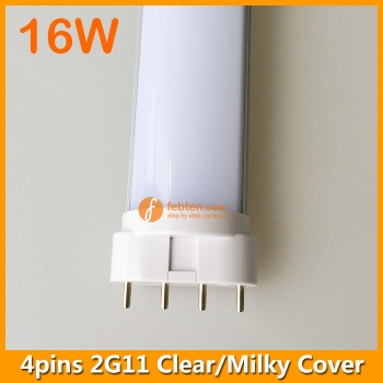 417mm 16W LED 2G11 Single Tube Light