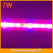 7W LED Grow Lighting T8 60CM